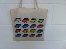 VW T4 Mehrfarben Wohnmobil Reisemobil Baumwolle Einkaufstasche