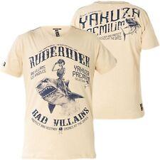 YAKUZA PREMIUM T-Shirt YPS-2854 Sand Natur T-Shirts