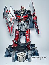 [[PRIMECONCEPTS]] Transformers Custom Sentinel Prime DOTM Leader Class