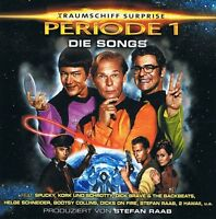 Traumschiff Surprise Periode 1 Soundtrack CD NEU Helge Schneider Bully Herbig