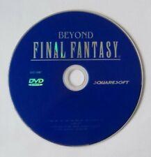 ***DISK ONLY*** Beyond Final Fantasy Promotional DVD