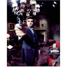 Dark Shadows David Selby as Quentin Pointing Gun 8 x 10 Inch Photo