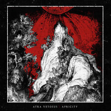 Atra Vetosus - 'Apricity'  Digipak CD Symphonic Atmospheric Black Metal NEW 2018