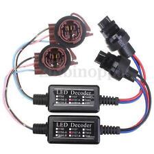2x 3157 LED Decoder Adapter Anti Hyper Blink Flash Error Cancel Canbus Brake 12V