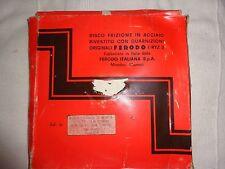 DISCO FRIZIONE  in acciaio FERODOI/RYZ2 OPEL REKORD 1,5- 1,7 - 1,9 lt