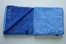 Joop Handtuch Duschtuch Saunatuch Set 2 Stück / gebraucht