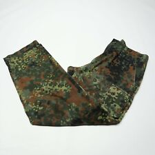 Flecktarn German Army Combat Pants Camo Cargo Military Trousers Uniform