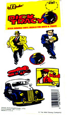Dick Tracy Bicycle Sticker Collection - DICK TRACY Sticker Collection NEW!