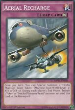 YUGIOH CARD AERIAL RECHARGE MP14-EN048 1ST EDITION