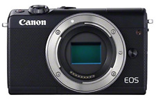 Canon EOS M100 Digital Camera Body Only: Black