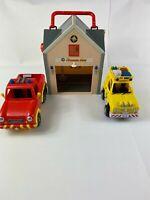 fireman sam toys bundle building cars bundle free delivery good condition