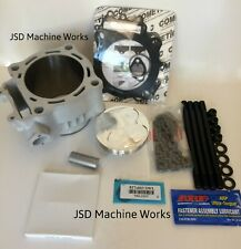 04-05 Honda TRX450R 97mm 480cc 13:1 CP Complete Big Bore Top End Rebuild Kit