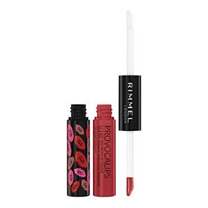Rimmel Provocalips 16HR Kiss Proof Liquid Lip Lipstick, Heart Breaker, 0.14 oz