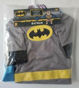 Rubies Batman DC Comics Bruce Wayne Gotham Halloween Costume Pet Dog 887835