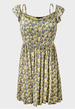 New Look Viscose Round Neck Dresses Mini