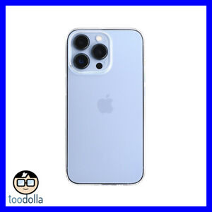 POWER SUPPORT Air Jacket Ultra thin protection case, Apple iPhone 13 Pro, Clear