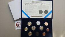 2012 MALTA 9 monete 5,88 EURO FDC BU Malte 8 monete + 2 euro commemorativo 1887