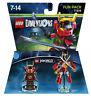 Lego Dimensions Fun Pack Ninjago Nya 71216 IT IMPORT WARNER BROS
