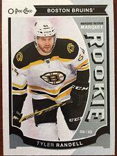 15-16 UD Hockey Series 2 Tyler Randell #U34 Marquee RC O-Pee-Chee Pack Fresh