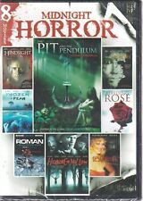 THE MIDNIGHT HORROR COLLECTION Vol. 11 (DVD 2012 2-Disc Set 8 FILMS) (G1)
