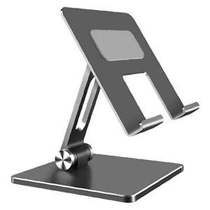 Desktop Holder Stand Tablet Aluminum Holder Bracket Folding Adjustable Stand