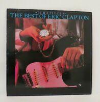 Eric Clapton's The Best of Timepieces Vinyl LP