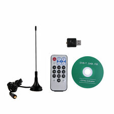 Mini USB RTL2832U R820T DVB-T Stick With FM & DAB Antenna Remote Control CD