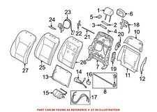 For BMW Genuine Seat Back Cover Front 52107293523