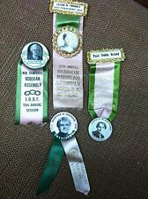 REBEKAH ASSEMBLY LOT of VINTAGE Society Pins ANNUAL SESSION NEW HAMPSHIRE and WA