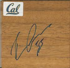 Ryan Anderson Signed Floorboard California Cal Bears Magic