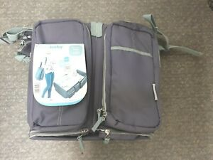 DELTA BABY Travel bag and Bed - NEW WITH TAGS, EX-DISPLAY - see description