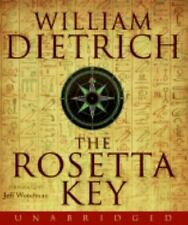 The Rosetta Key CD  Ethan Gage Adventures  2008 by Dietrich, William 0 EXLIBRARY