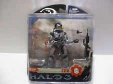 HALO 3 SERIES 3  SPARTAN SOLDIER CQB STEEL W/ INTERCHANGEABLE ARMOR