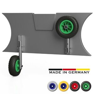 Launching Wheels Dinghy Wheels, Stainless Steel A4, SUPROD MD200