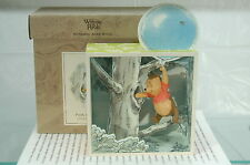 POOH & THE HONEY TREE HALLMARK HUNDRED ACRE WOOD~LIMITED EDITION~FREE SHIP IN US