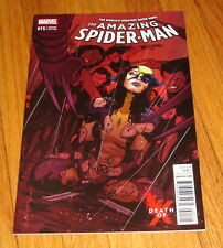Amazing Spider-Man #15 Death of X Variant Edition 1st Mary Jane Iron Spider