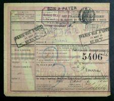 TIMBRES COLIS POSTAUX : 1918/20 YVERT COLIS POSTAUX N° 15 + 21 + 25  MOYEUVRE
