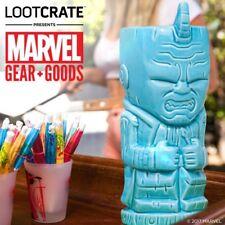 Authentic Marvel EXCLUSIVE~YONDU GEEKI TIKI Loot Crate LOOTCRATE