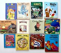 PICTURE STORY BOOKS Lot of 12 Books for Children (Ages 4 - 8) HARDCOVER
