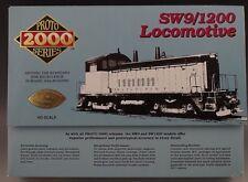 PROTO 2000 SERIES SW9/1200 LOCOMOTIVE LEHIGH VALLEY #292 HO SCALE MIB