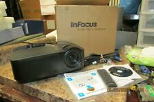InFocus IN118HDa DLP Multimedia Projector - Full HD 3D Ready - Basically New 6Hr
