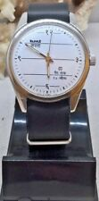 AUTHENTIC MILITARY HMT WATCH INDIAN ISSUE BIG CASE