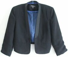 Polyester Dry-clean Only Cropped Coats & Jackets for Women