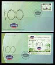Philippines Stamps 2019 Victorias Mill Centenary FDC complete set, Manila cancel