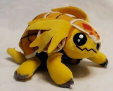 "Digimon Armadillomon Plush Stuffed Animal Adventure Kuta Chara Bandai 6"" 1997"