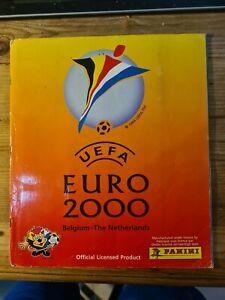 Figurini Panini Euro 2000 Complete Book #26