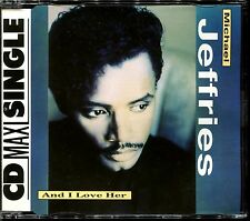 MICHAEL JEFFRIES - AND I LOVE HER - CD MAXI [74]