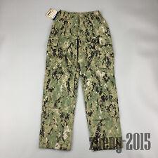 NWT NWU TypeIII NavySeal AOR2 Digital Woodland FROG COMBAT PANTS Trouser MR