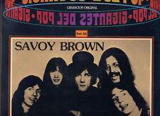 SAVOY BROWN SPAIN LP 33 GIGANTES DEL POP VOL. 46