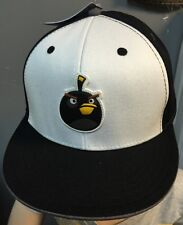 Angry Birds Snapback Hat Cap New 100% Cotton By Concept One Fits All Adjustable